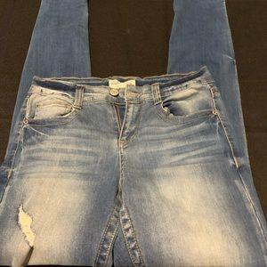 Comfortable skinny jean